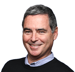 Headshot of Executive Vice President, Global Chief Marketing Officer - Martin Renaud