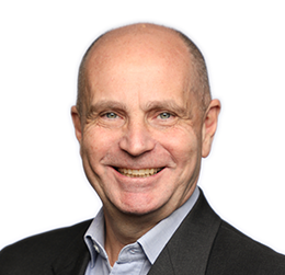 Headshot of  Executive Vice President and President, Asia, Middle East & Africa - Maurizio Brusadelli.