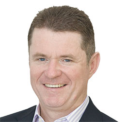 Headshot of Executive Vice President Research, Development, Quality & Innovation - Rob Hargrove