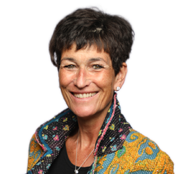 Headshot of Executive Vice President and Chief Supply Chain Officer - Sandra MacQuillan