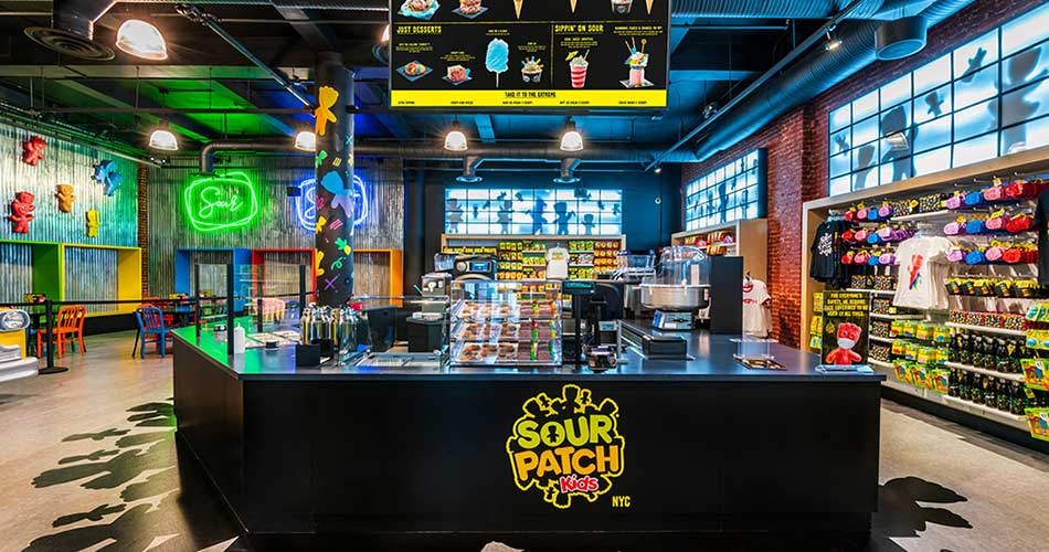 Sour Patch Kids Store NYC