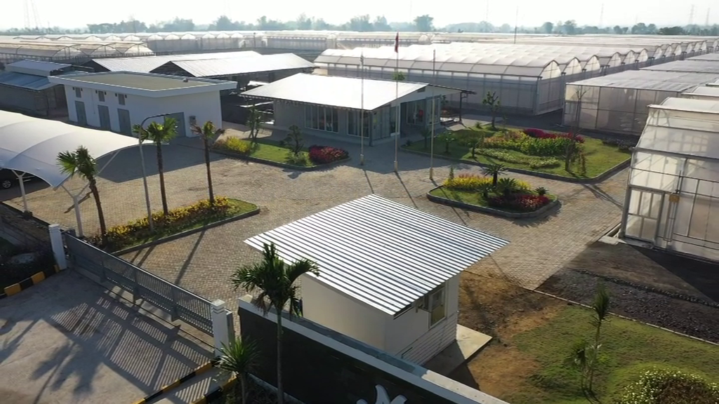 Cocoa tech center in Indonesia