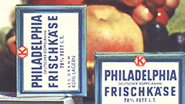 1960 Philadelphia package from Europe.